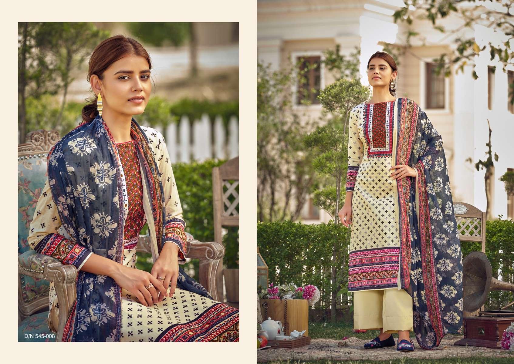Belliza Melisa Salwar Suit Wholesale Catalog 8 Pcs 11 - Belliza Melisa Salwar Suit Wholesale Catalog 8 Pcs