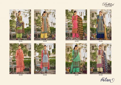 Belliza Melisa Salwar Suit Wholesale Catalog 8 Pcs 12 510x361 - Belliza Melisa Salwar Suit Wholesale Catalog 8 Pcs