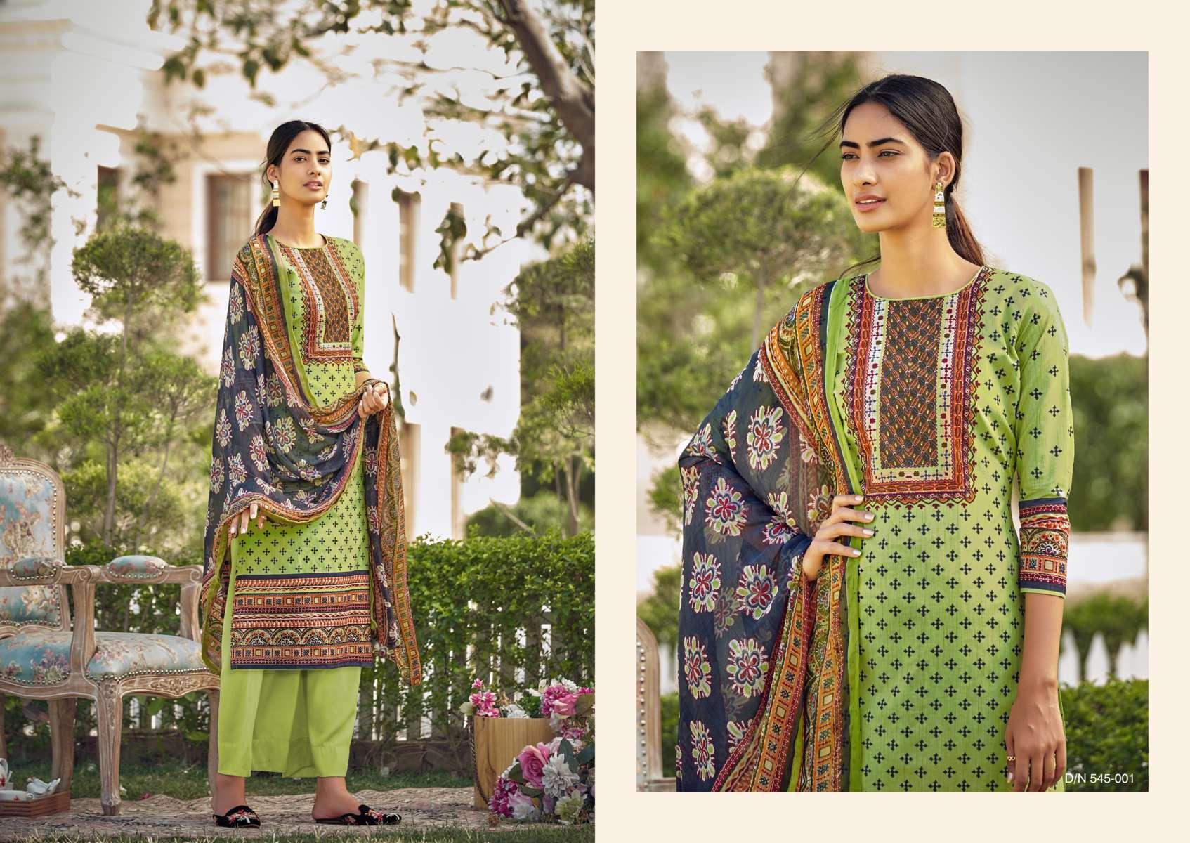 Belliza Melisa Salwar Suit Wholesale Catalog 8 Pcs 2 - Belliza Melisa Salwar Suit Wholesale Catalog 8 Pcs