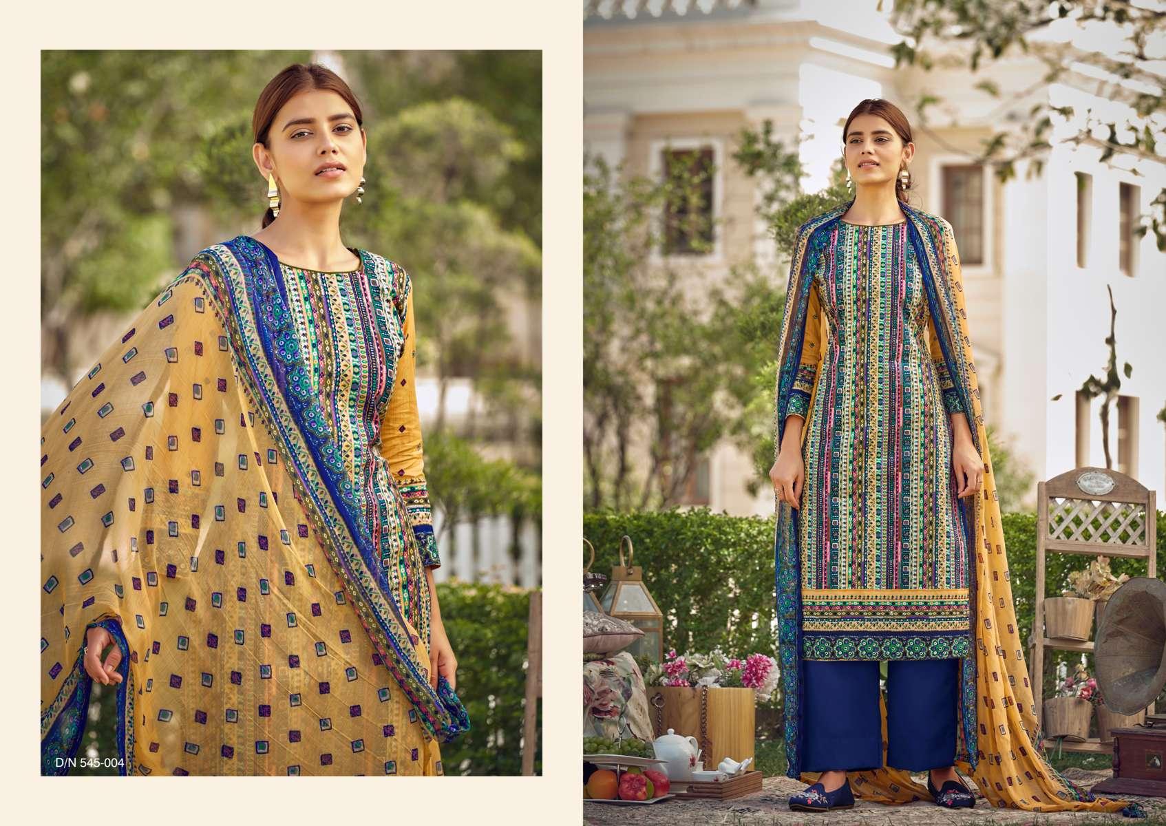 Belliza Melisa Salwar Suit Wholesale Catalog 8 Pcs 5 - Belliza Melisa Salwar Suit Wholesale Catalog 8 Pcs