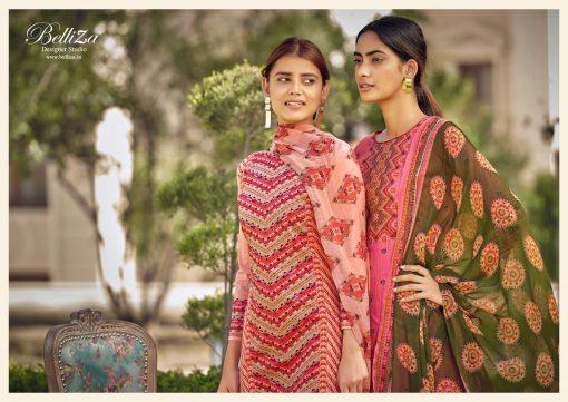 Belliza Melisa Salwar Suit Wholesale Catalog 8 Pcs 6 510x361 - Belliza Melisa Salwar Suit Wholesale Catalog 8 Pcs