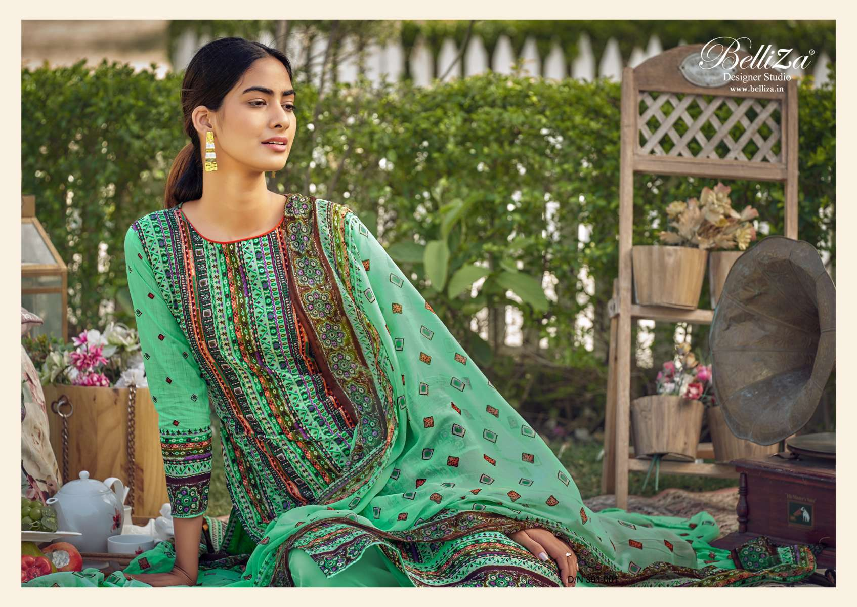Belliza Melisa Salwar Suit Wholesale Catalog 8 Pcs 9 - Belliza Melisa Salwar Suit Wholesale Catalog 8 Pcs