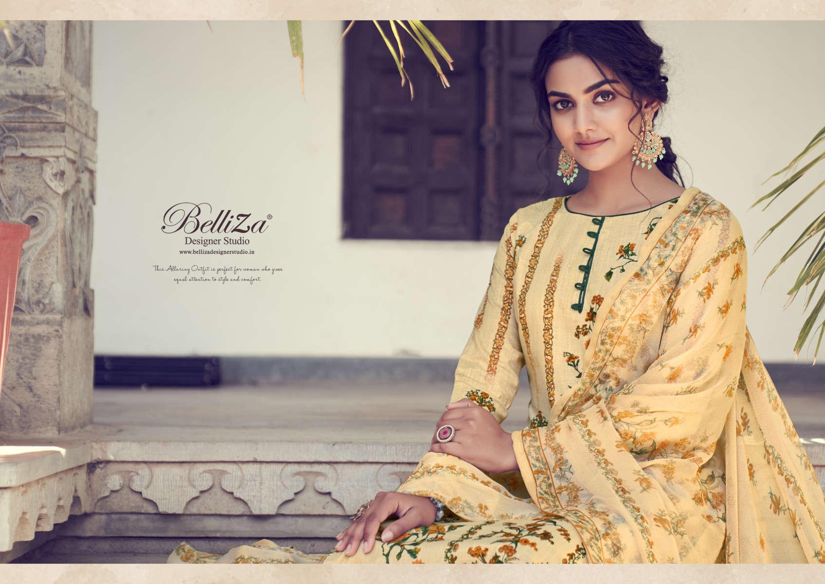 Belliza Nazia Salwar Suit Wholesale Catalog 10 Pcs 1 - Belliza Nazia Salwar Suit Wholesale Catalog 10 Pcs