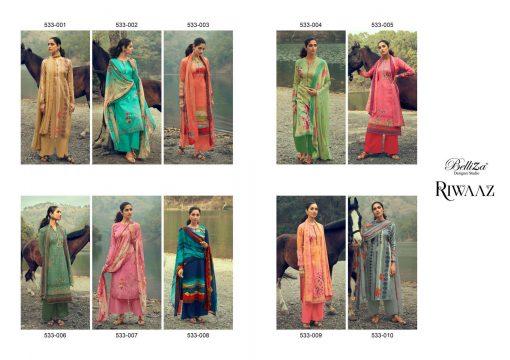 Belliza Riwaaz Vol 2 Salwar Suit Wholesale Catalog 10 Pcs 13 1 510x360 - Belliza Riwaaz Vol 2 Salwar Suit Wholesale Catalog 10 Pcs