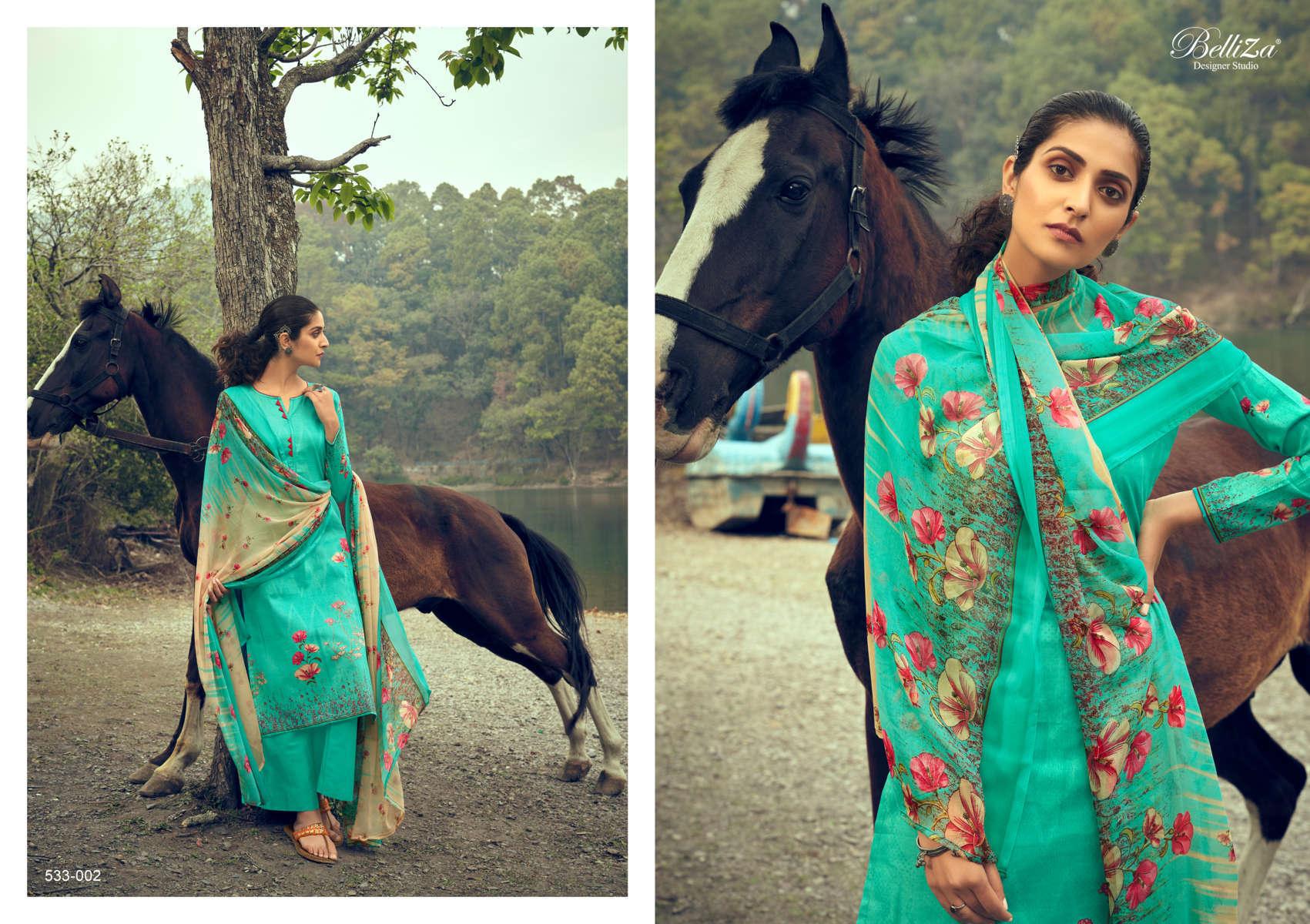 Belliza Riwaaz Vol 2 Salwar Suit Wholesale Catalog 10 Pcs 3 1 - Belliza Riwaaz Vol 2 Salwar Suit Wholesale Catalog 10 Pcs