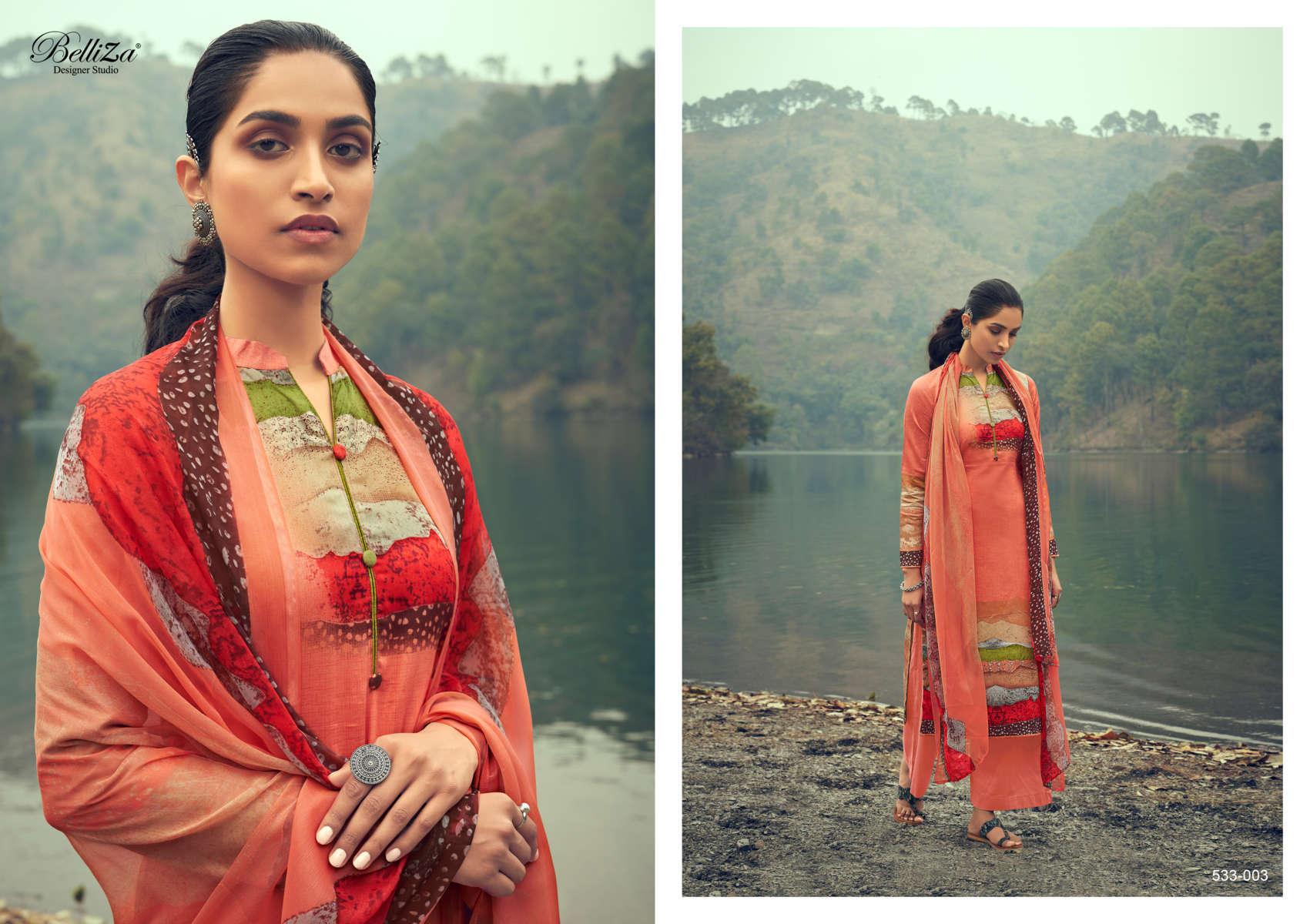 Belliza Riwaaz Vol 2 Salwar Suit Wholesale Catalog 10 Pcs 4 1 - Belliza Riwaaz Vol 2 Salwar Suit Wholesale Catalog 10 Pcs
