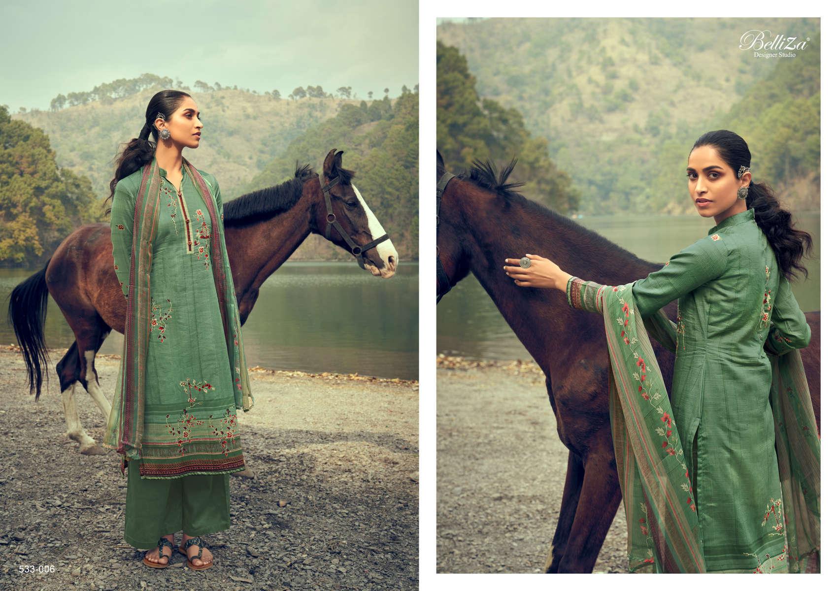Belliza Riwaaz Vol 2 Salwar Suit Wholesale Catalog 10 Pcs 8 1 - Belliza Riwaaz Vol 2 Salwar Suit Wholesale Catalog 10 Pcs