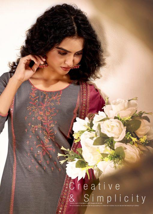 Brij Gracy Salwar Suit Wholesale Catalog 8 Pcs 1 510x714 - Brij Gracy Salwar Suit Wholesale Catalog 8 Pcs