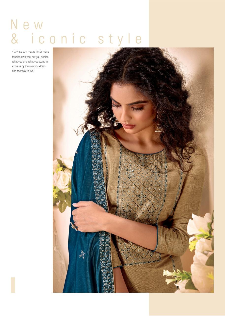 Brij Gracy Salwar Suit Wholesale Catalog 8 Pcs 13 - Brij Gracy Salwar Suit Wholesale Catalog 8 Pcs
