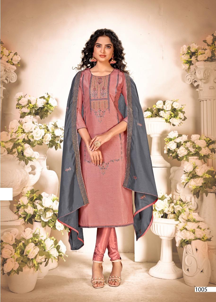 Brij Gracy Salwar Suit Wholesale Catalog 8 Pcs 15 - Brij Gracy Salwar Suit Wholesale Catalog 8 Pcs