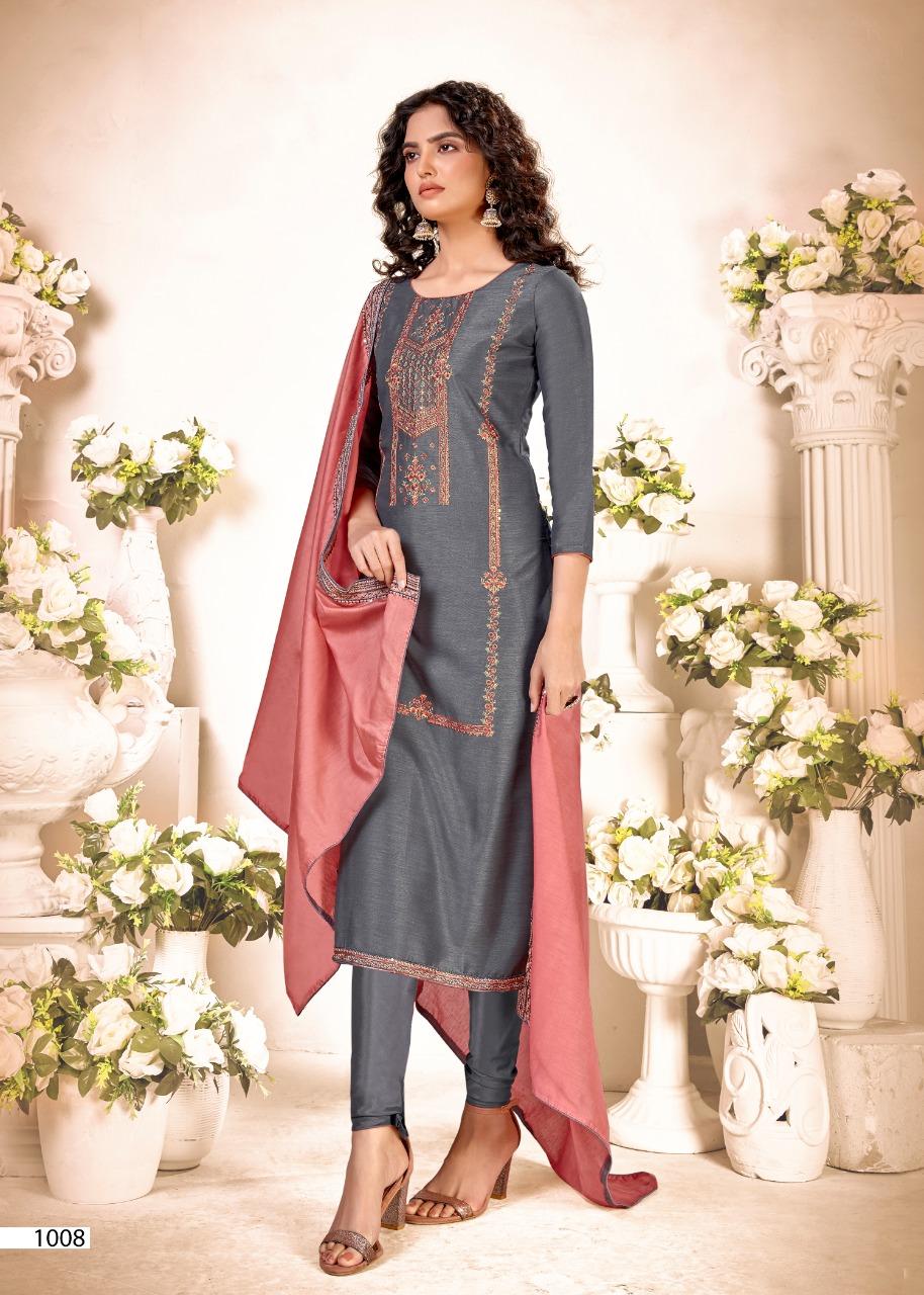 Brij Gracy Salwar Suit Wholesale Catalog 8 Pcs 17 - Brij Gracy Salwar Suit Wholesale Catalog 8 Pcs
