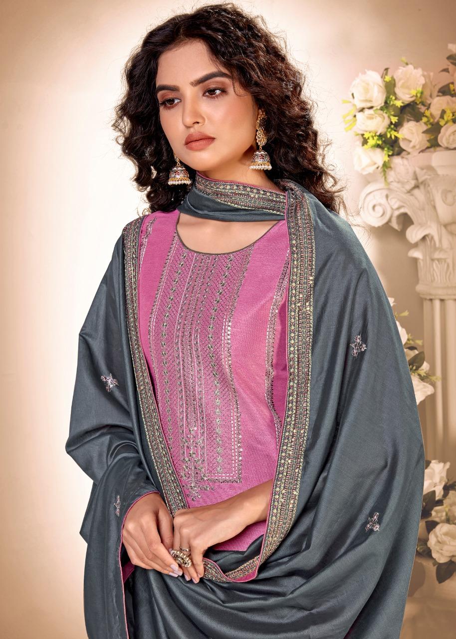 Brij Gracy Salwar Suit Wholesale Catalog 8 Pcs 18 - Brij Gracy Salwar Suit Wholesale Catalog 8 Pcs