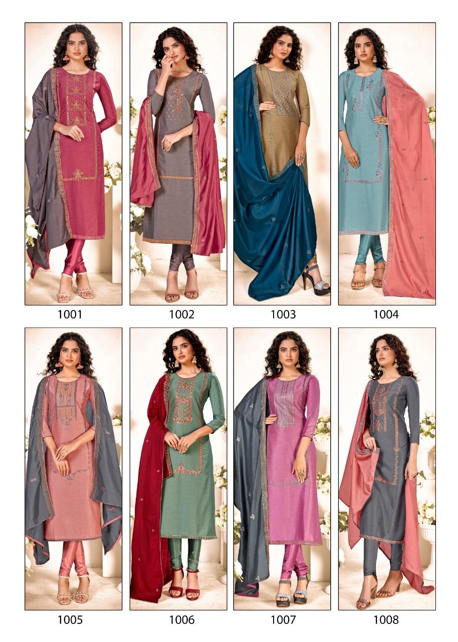 Brij Gracy Salwar Suit Wholesale Catalog 8 Pcs 19 - Brij Gracy Salwar Suit Wholesale Catalog 8 Pcs