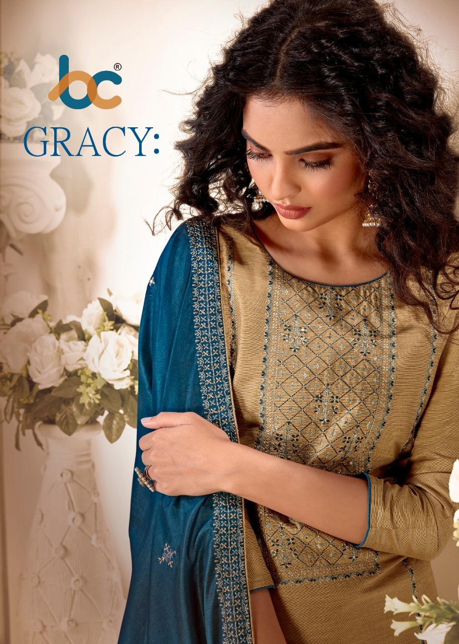 Brij Gracy Salwar Suit Wholesale Catalog 8 Pcs 2 - Brij Gracy Salwar Suit Wholesale Catalog 8 Pcs