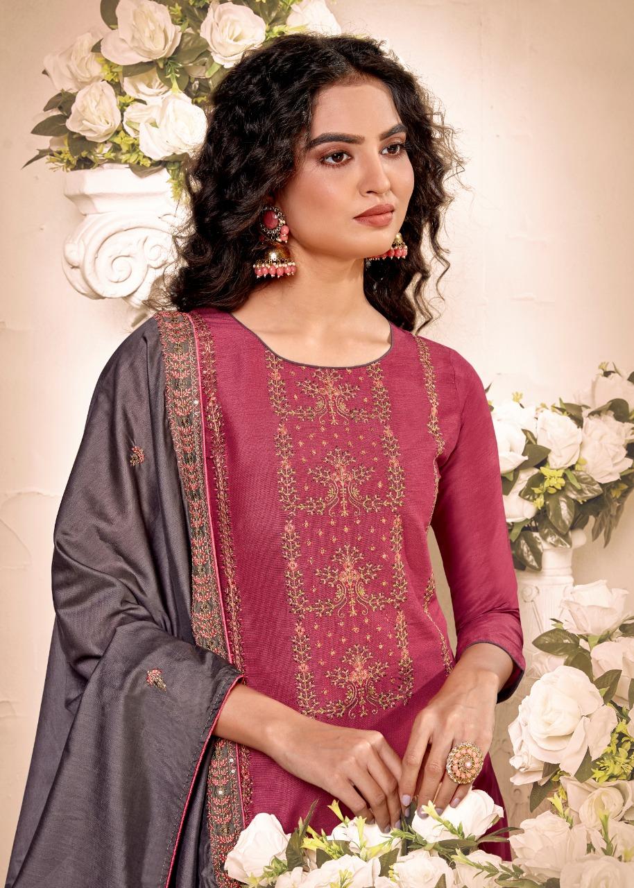 Brij Gracy Salwar Suit Wholesale Catalog 8 Pcs 3 - Brij Gracy Salwar Suit Wholesale Catalog 8 Pcs