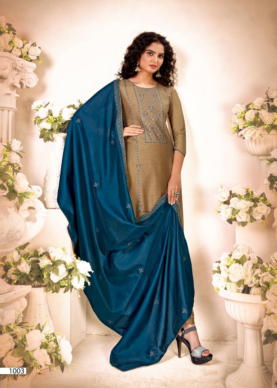 Brij Gracy Salwar Suit Wholesale Catalog 8 Pcs 6 - Brij Gracy Salwar Suit Wholesale Catalog 8 Pcs