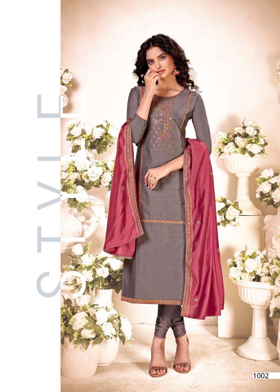 Brij Gracy Salwar Suit Wholesale Catalog 8 Pcs 7 - Brij Gracy Salwar Suit Wholesale Catalog 8 Pcs