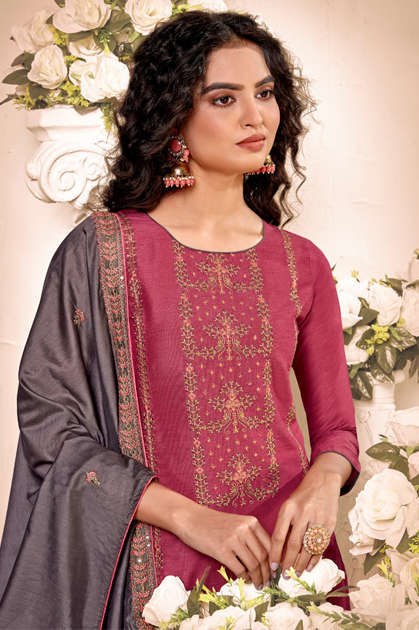 Brij Gracy Salwar Suit Wholesale Catalog 8 Pcs