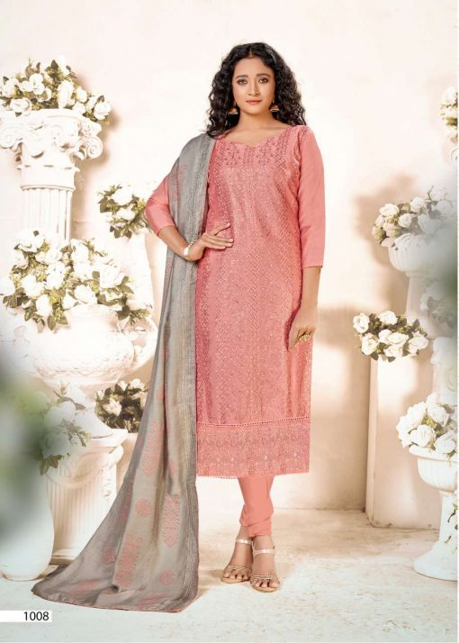 Brij Heeba Salwar Suit Wholesale Catalog 8 Pcs 16 510x714 - Brij Heeba Salwar Suit Wholesale Catalog 8 Pcs