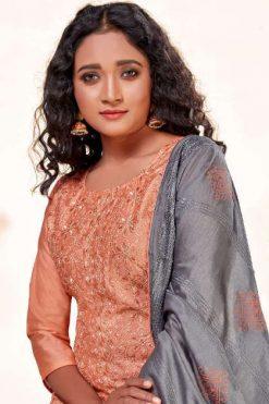 Brij Heeba Salwar Suit Wholesale Catalog 8 Pcs