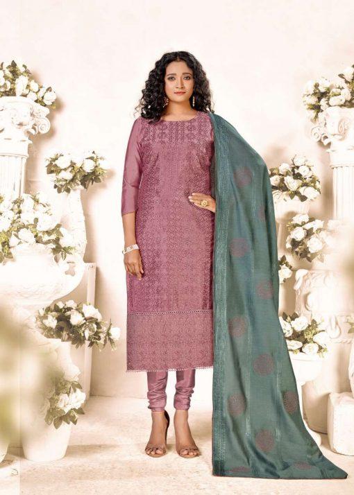 Brij Heeba Salwar Suit Wholesale Catalog 8 Pcs 4 510x714 - Brij Heeba Salwar Suit Wholesale Catalog 8 Pcs
