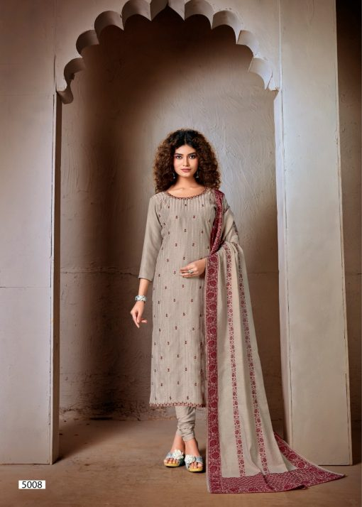 Brij Kora Vol 5 Salwar Suit Wholesale Catalog 8 Pcs 3 510x714 - Brij Kora Vol 5 Salwar Suit Wholesale Catalog 8 Pcs