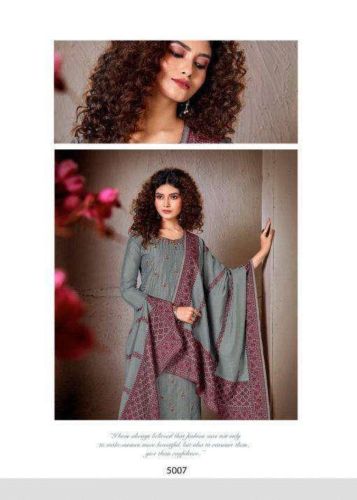 Brij Kora Vol 5 Salwar Suit Wholesale Catalog 8 Pcs 4 510x714 - Brij Kora Vol 5 Salwar Suit Wholesale Catalog 8 Pcs