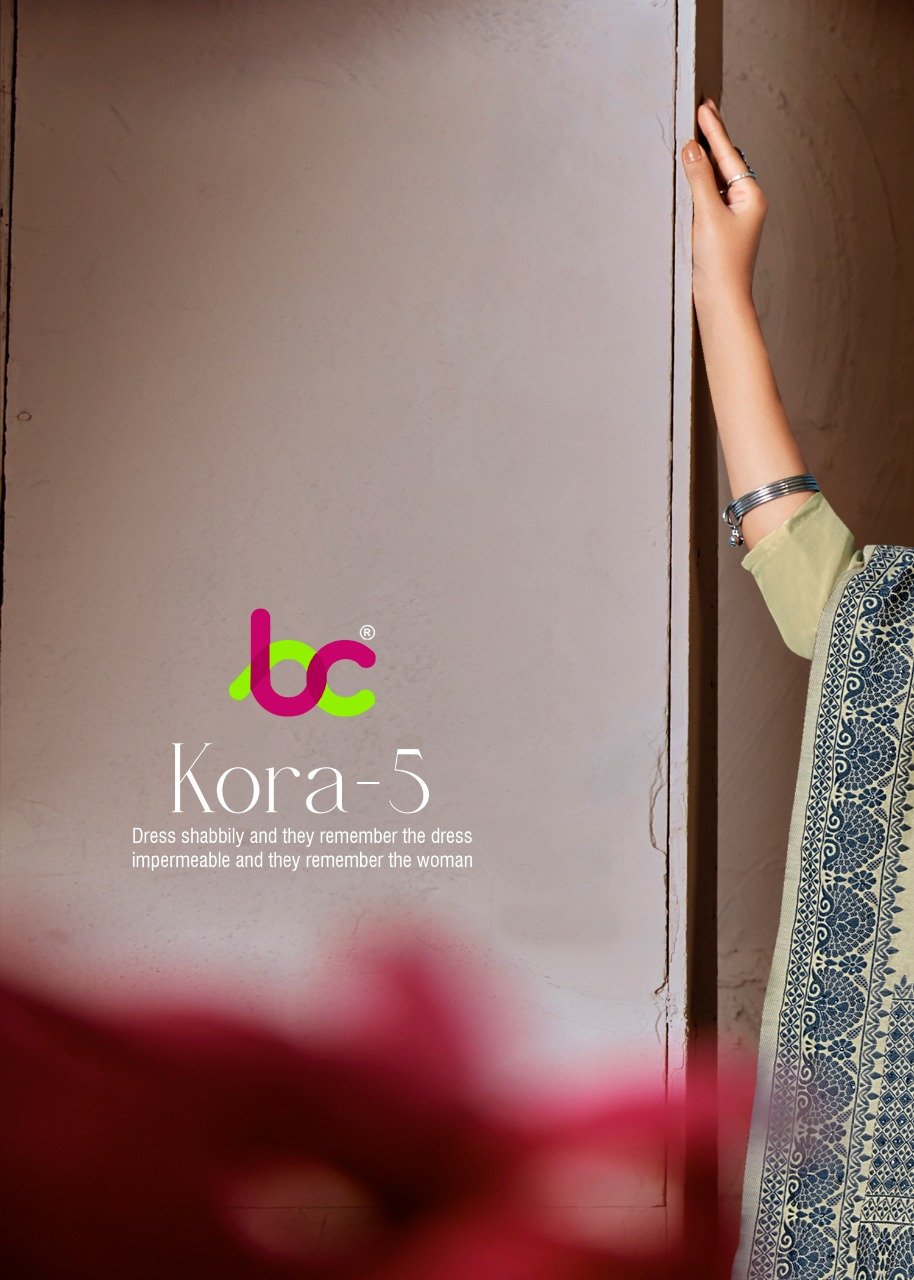 Brij Kora Vol 5 Salwar Suit Wholesale Catalog 8 Pcs 7 - Brij Kora Vol 5 Salwar Suit Wholesale Catalog 8 Pcs