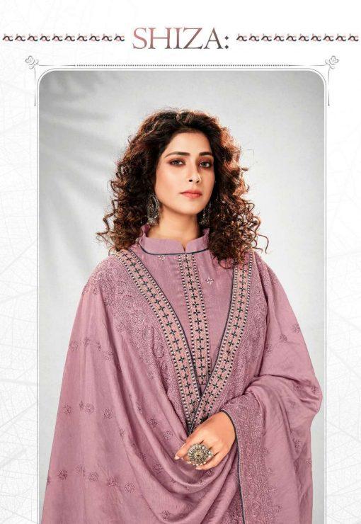 Brij Shiza Salwar Suit Wholesale Catalog 8 Pcs 1 510x740 - Brij Shiza Salwar Suit Wholesale Catalog 8 Pcs