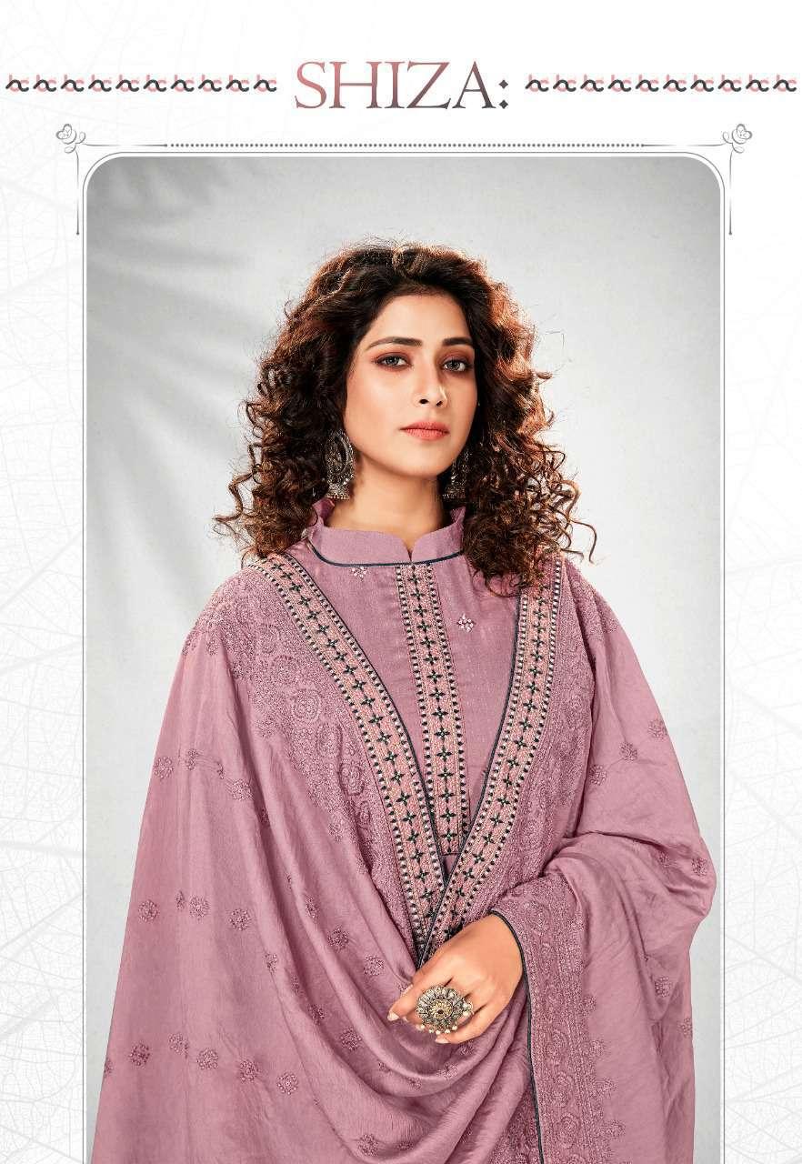 Brij Shiza Salwar Suit Wholesale Catalog 8 Pcs 1 - Brij Shiza Salwar Suit Wholesale Catalog 8 Pcs