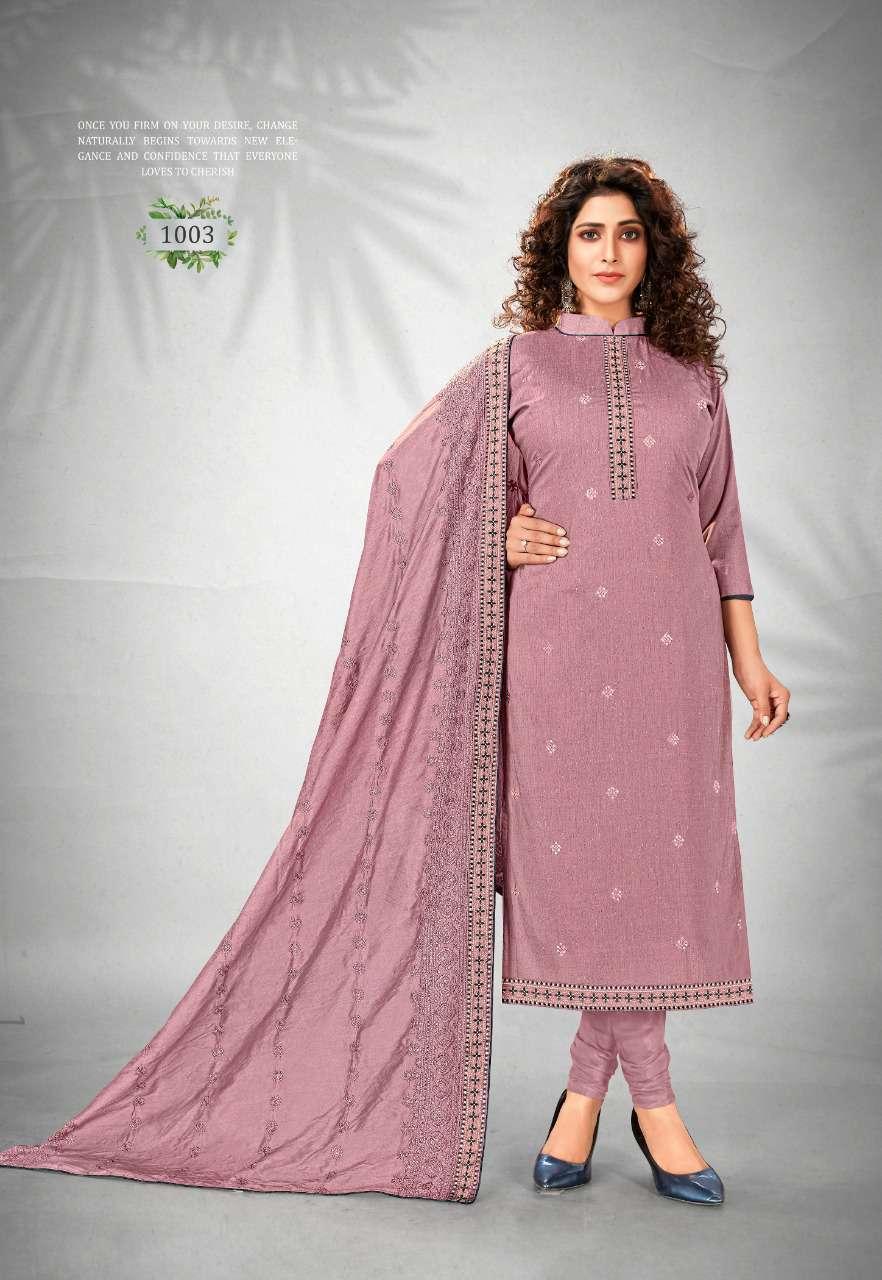 Brij Shiza Salwar Suit Wholesale Catalog 8 Pcs 10 - Brij Shiza Salwar Suit Wholesale Catalog 8 Pcs