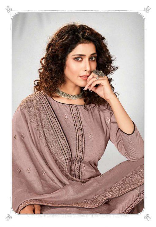 Brij Shiza Salwar Suit Wholesale Catalog 8 Pcs 14 510x740 - Brij Shiza Salwar Suit Wholesale Catalog 8 Pcs