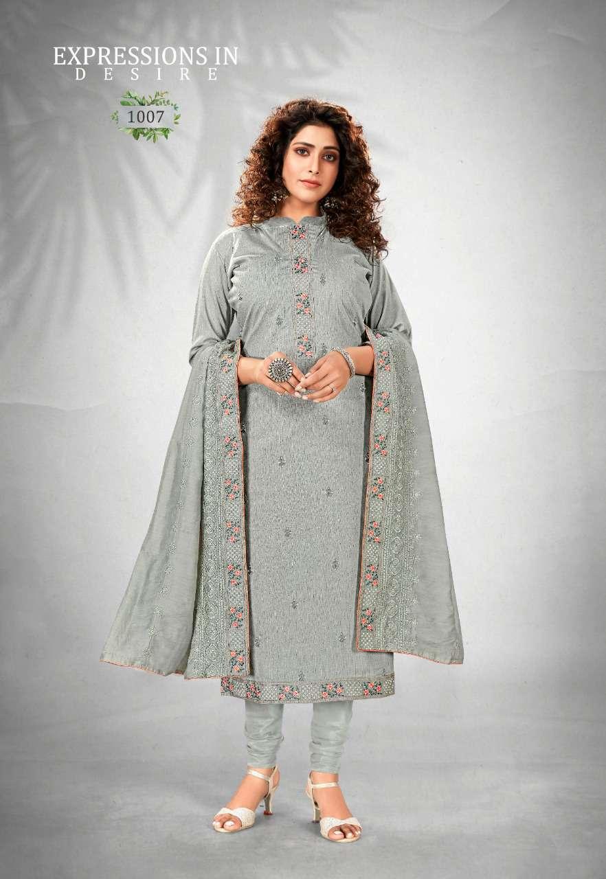 Brij Shiza Salwar Suit Wholesale Catalog 8 Pcs 16 - Brij Shiza Salwar Suit Wholesale Catalog 8 Pcs