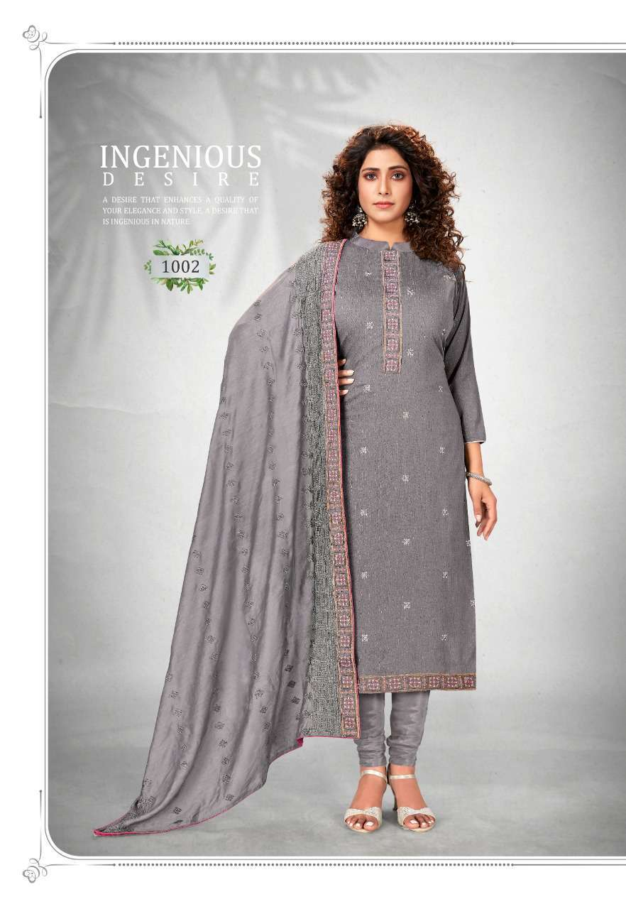Brij Shiza Salwar Suit Wholesale Catalog 8 Pcs 5 - Brij Shiza Salwar Suit Wholesale Catalog 8 Pcs