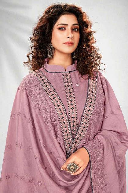Brij Shiza Salwar Suit Wholesale Catalog 8 Pcs