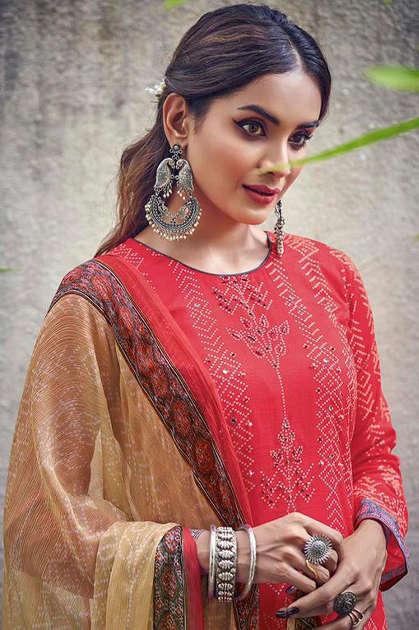 Deepsy Aadira Salwar Suit Wholesale Catalog 6 Pcs