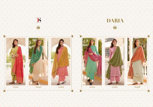 Deepsy Daria Salwar Suit Wholesale Catalog 6 Pcs 12 510x359 - Deepsy Daria Salwar Suit Wholesale Catalog 6 Pcs