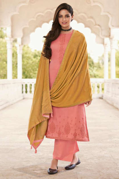 Deepsy Daria Salwar Suit Wholesale Catalog 6 Pcs