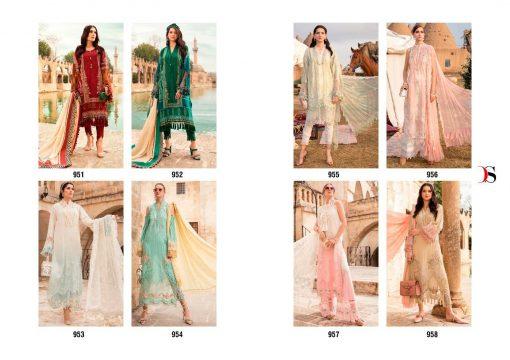 Deepsy Maria B Lawn 21 Vol 2 Salwar Suit Wholesale Catalog 8 Pcs 11 510x360 - Deepsy Maria B Lawn 21 Vol 2 Salwar Suit Wholesale Catalog 8 Pcs