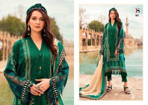 Deepsy Maria B Lawn 21 Vol 2 Salwar Suit Wholesale Catalog 8 Pcs 9 510x360 - Deepsy Maria B Lawn 21 Vol 2 Salwar Suit Wholesale Catalog 8 Pcs