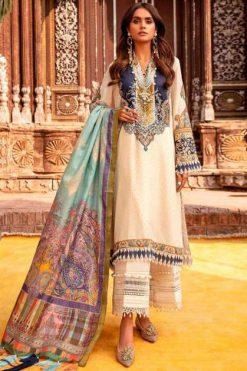 Deepsy Sana Safinaz Lawn 21 Vol 2 Salwar Suit Wholesale Catalog 6 Pcs