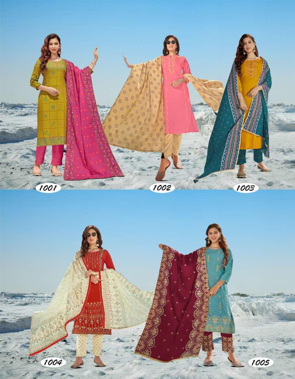 Diya Trends Dupatta House Vol 1 by Kajal Style Kurti with Dupatta Bottom Wholesale Catalog 10 Pcs 12 - Diya Trends Dupatta House Vol 1 by Kajal Style Kurti with Dupatta Bottom Wholesale Catalog 10 Pcs