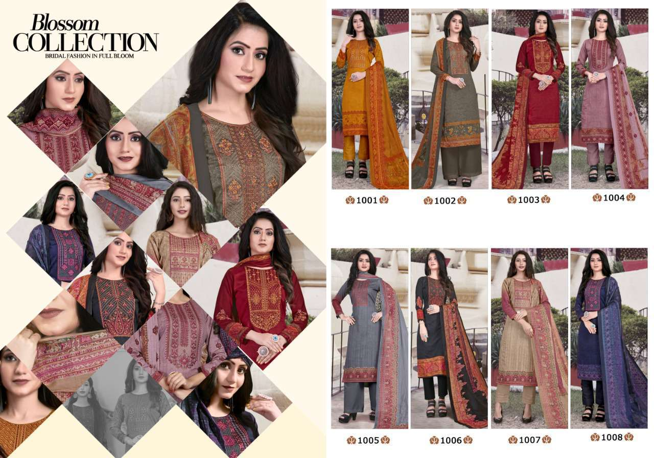 Floreon Trends Alisha Salwar Suit Wholesale Catalog 8 Pcs 9 - Floreon Trends Alisha Salwar Suit Wholesale Catalog 8 Pcs