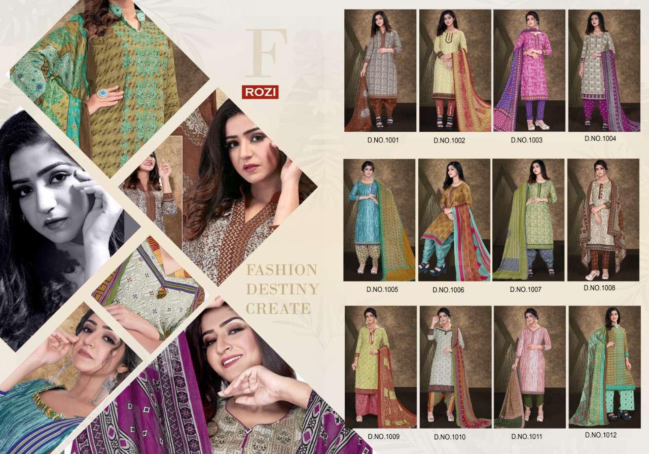 Floreon Trends Rozi Salwar Suit Wholesale Catalog 12 Pcs 11 - Floreon Trends Rozi Salwar Suit Wholesale Catalog 12 Pcs