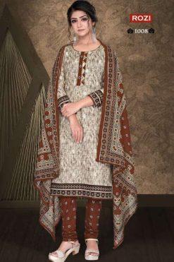 Floreon Trends Rozi Salwar Suit Wholesale Catalog 12 Pcs