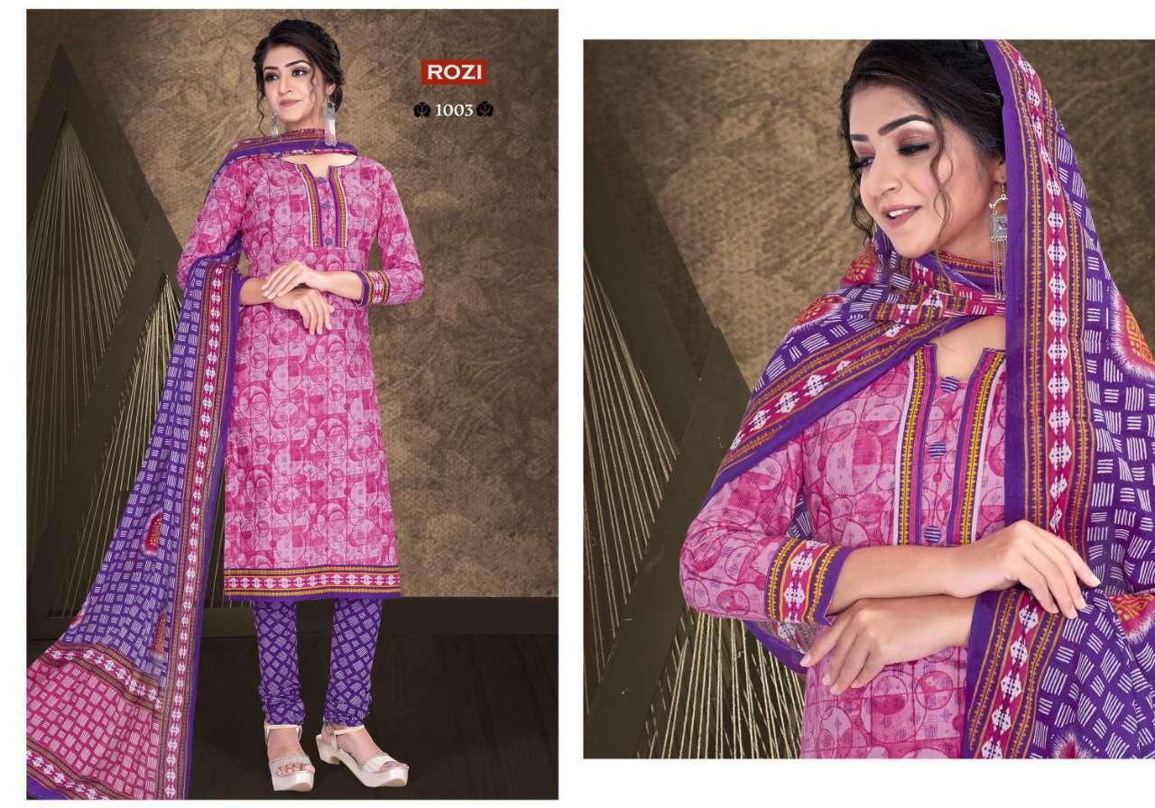 Floreon Trends Rozi Salwar Suit Wholesale Catalog 12 Pcs 8 - Floreon Trends Rozi Salwar Suit Wholesale Catalog 12 Pcs
