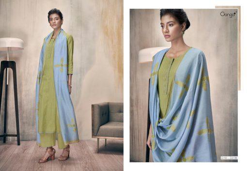 Ganga Zella Salwar Suit Wholesale Catalog 9 Pcs 7 510x353 - Ganga Zella Salwar Suit Wholesale Catalog 9 Pcs