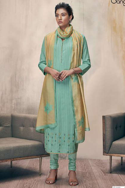 Ganga Zella Salwar Suit Wholesale Catalog 9 Pcs - Ganga Zella Salwar Suit Wholesale Catalog 9 Pcs
