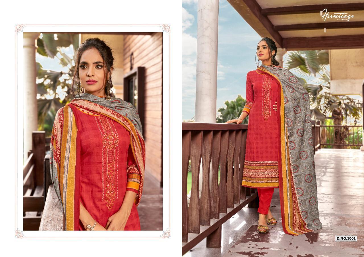Hermitage Clothing Riwayat Salwar Suit Wholesale Catalog 7 Pcs 1 - Hermitage Clothing Riwayat Salwar Suit Wholesale Catalog 7 Pcs