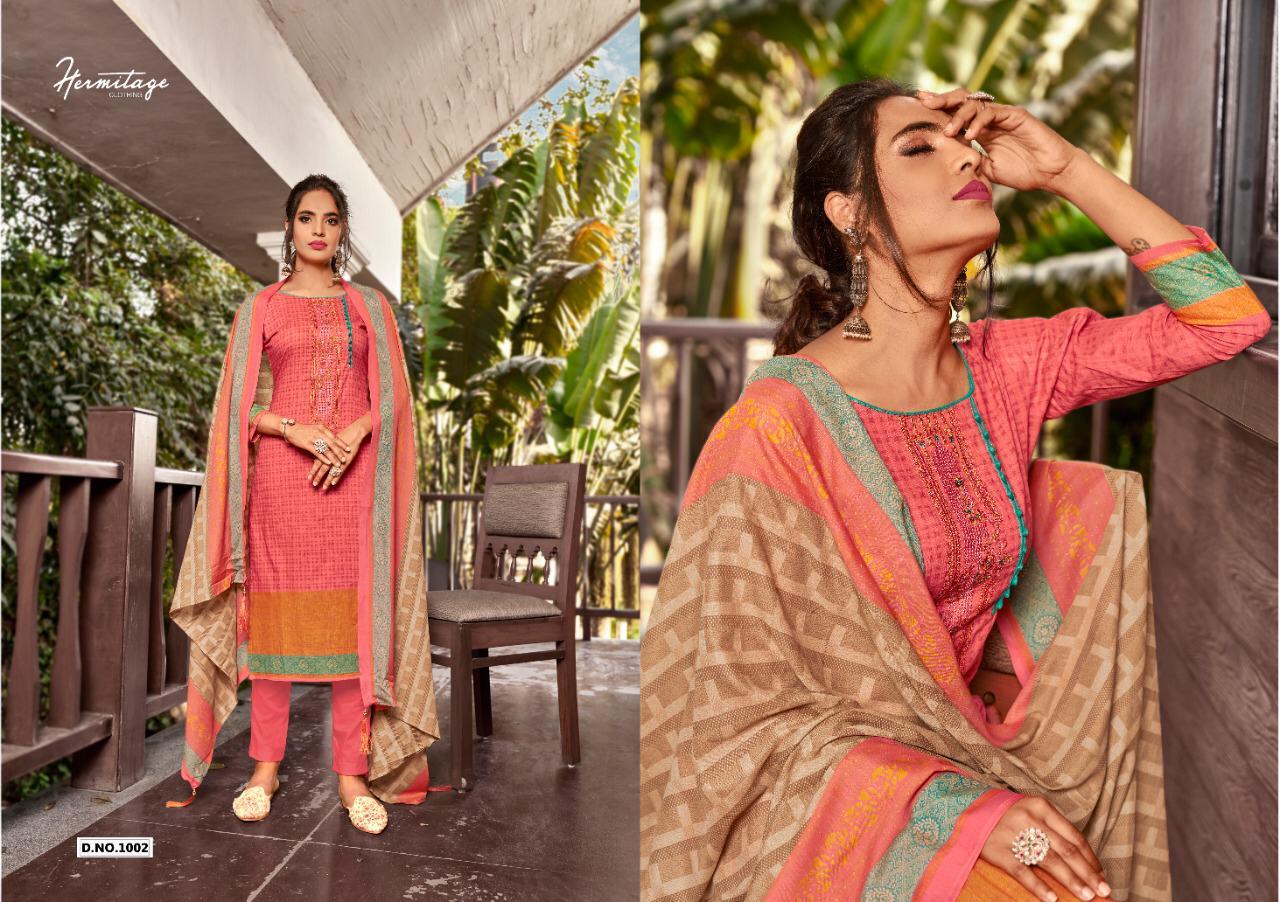Hermitage Clothing Riwayat Salwar Suit Wholesale Catalog 7 Pcs 2 - Hermitage Clothing Riwayat Salwar Suit Wholesale Catalog 7 Pcs